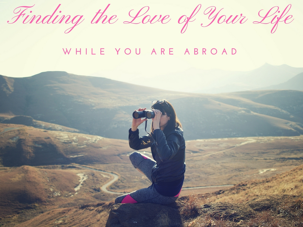 Finding Love Life Abroad Vivacious Wish